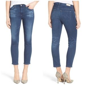 AG Jeans The Prima crop cigarette skinny jeans
